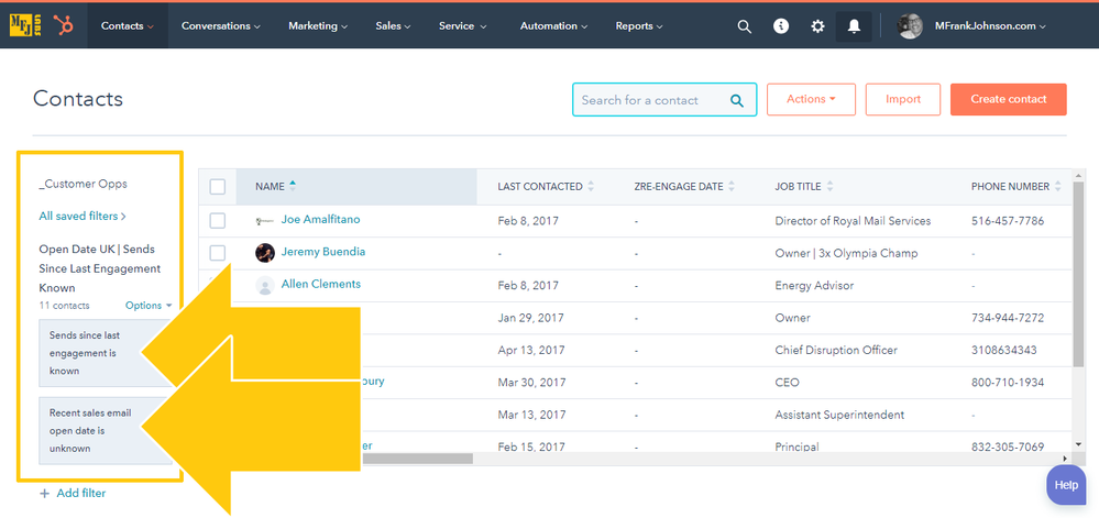 hubspot-crm-view-filter-Open Date UK - Sends Since Last Engagement Known.png