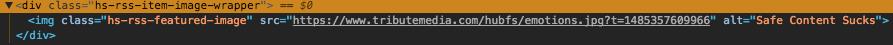 rss module alt text issue