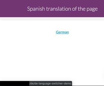 Spanish > German
