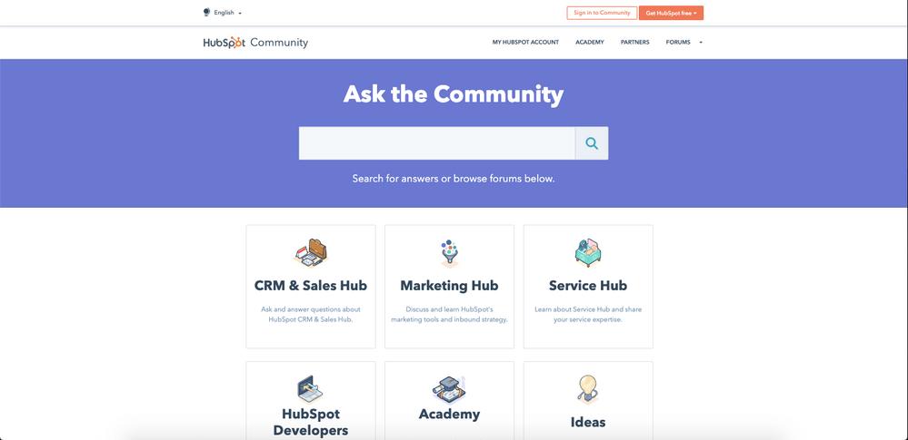 community.hubspot.com