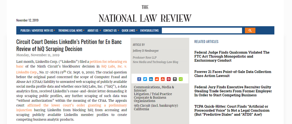 mfjlabs-screenshot-Circuit-Court-Denies-LinkedIns-Petition-for-Review-20191112.png