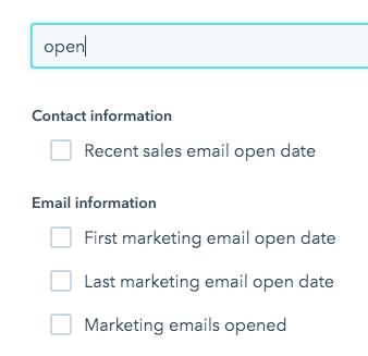 email opened