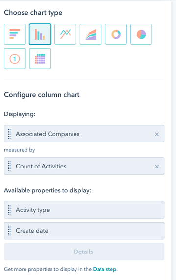 Report configurations