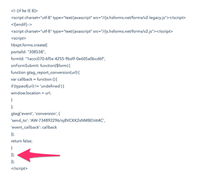 HubSpot_Community_-_Add_tracking_script_to_form_using_onFormSubmit_Problem_-_HubSpot_Community.png