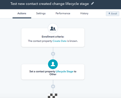 Set Lifecycle Stage to Other