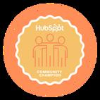 Community Champion Badge