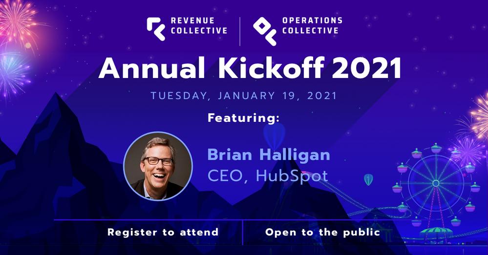 Brian Halligan Revenue Collective