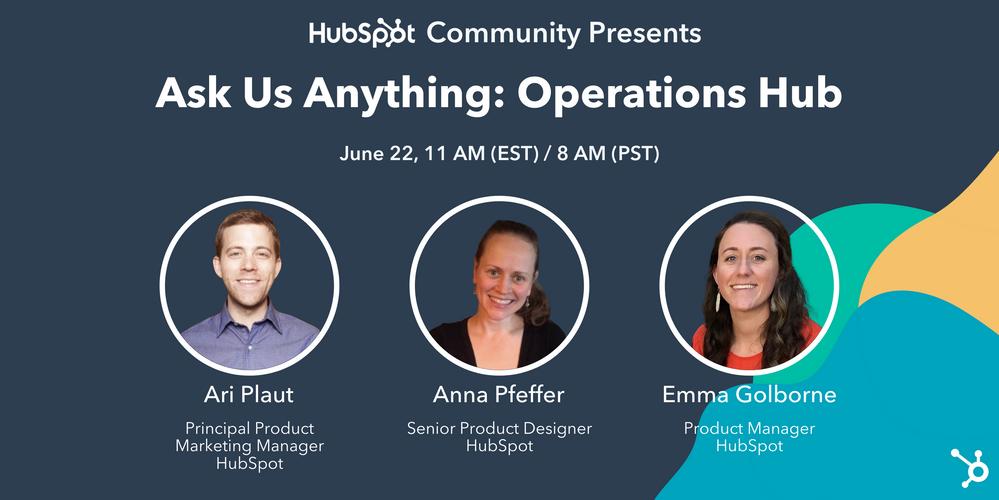 HubSpot Webinar Operations Hub AMA #2.png