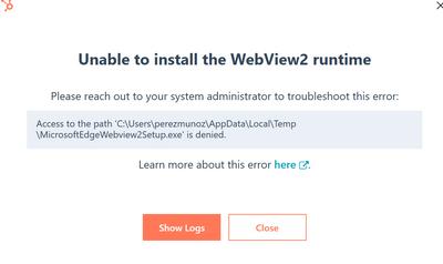 Install HubSpot Add-on Error Step 4.png