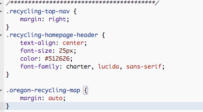 creating a custom class using margin: auto in the stylesheet. Applying the class in the module block did not do anything.