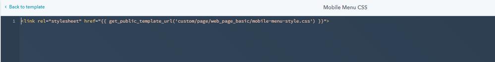 Mobile Menu CSS.PNG