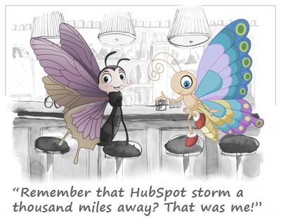 The HubSpot Workflow Butterfly Effect