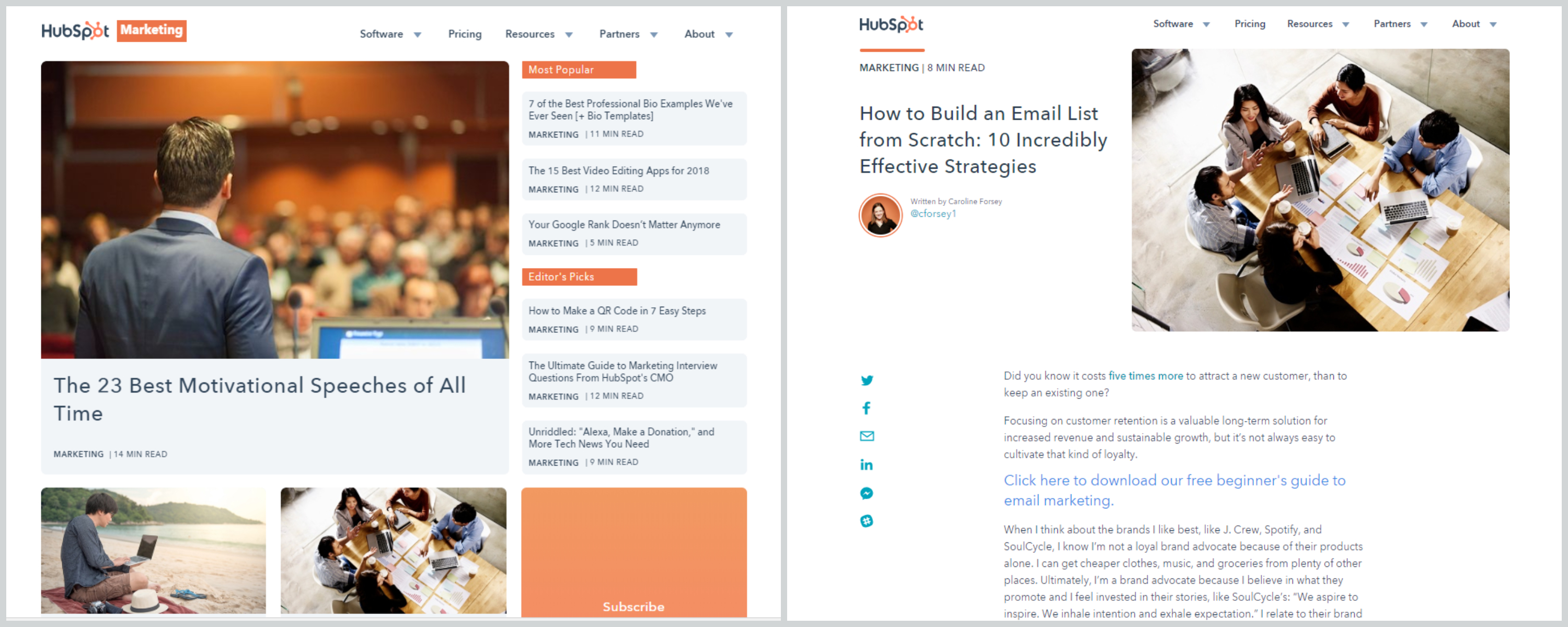 Hubspot Community How To Architect Your Site Blog Posts Hubspot