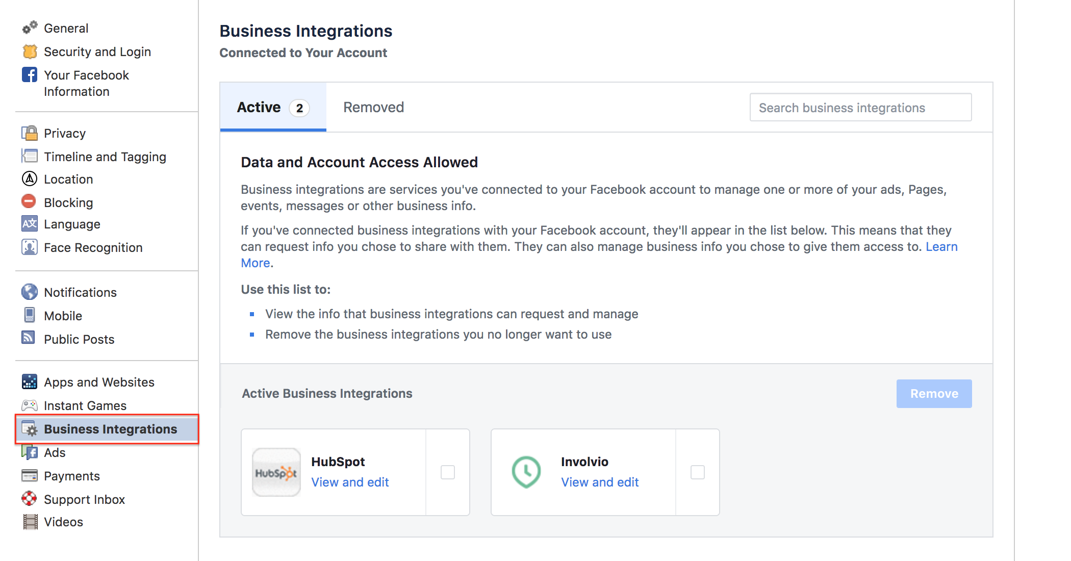 HubSpot Community - Problem Integrating Instagram and Facebook Page