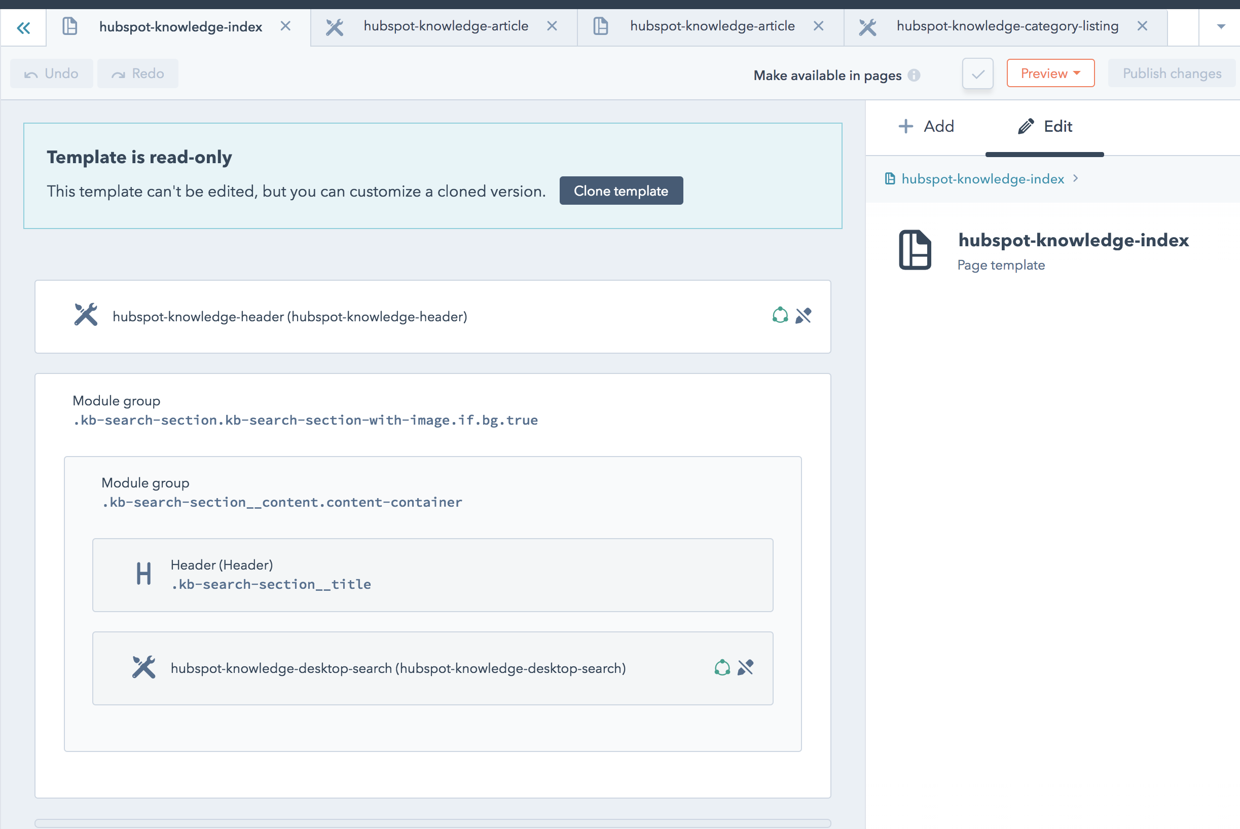 Solved: HubSpot Community - Knowledge base styles - HubSpot