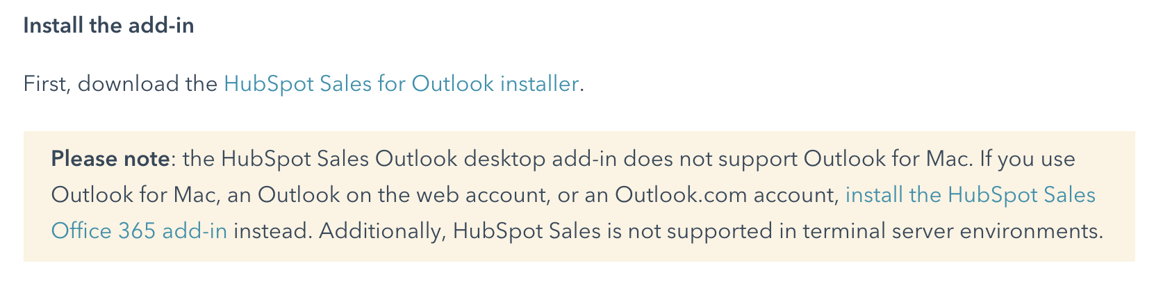 Solved: HubSpot Community - Email Integration for Outlook 365 for