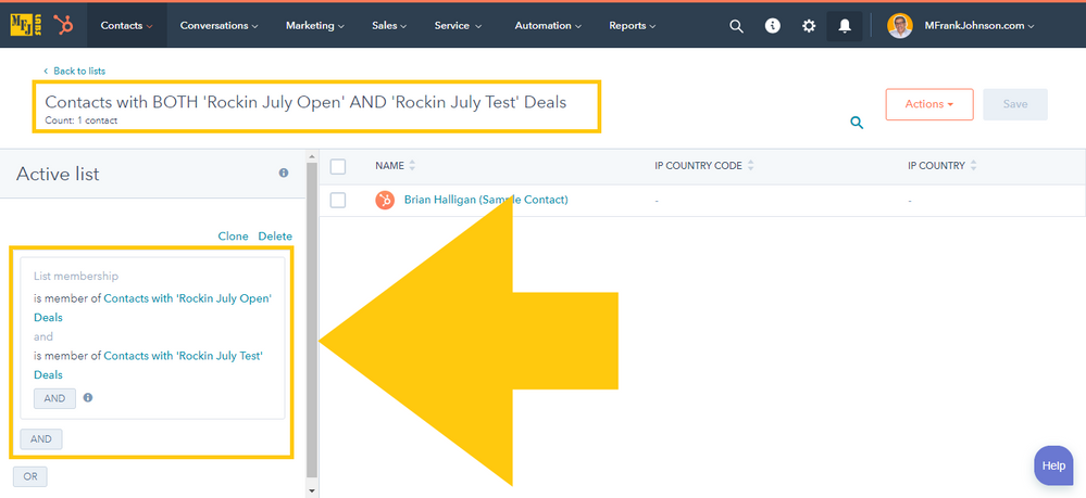mfjlabs-screenshot-Contacts with BOTH 'Rockin July Open' AND 'Rockin July Test' Dea_-20190311-154620.png