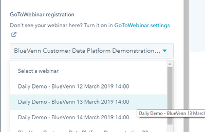 Webinars coming through to HubSpot form.PNG