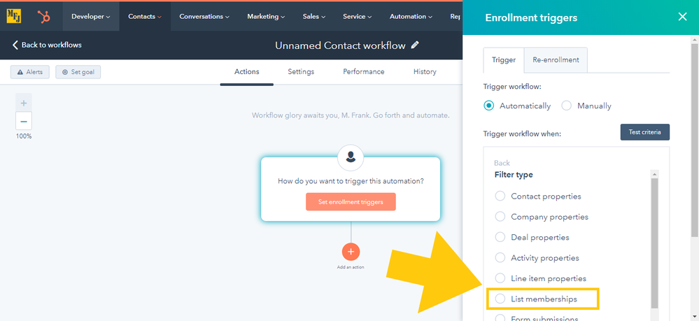 hubspot-workflow-enrollment-trigger-criteria-filter-type-list-membership.png