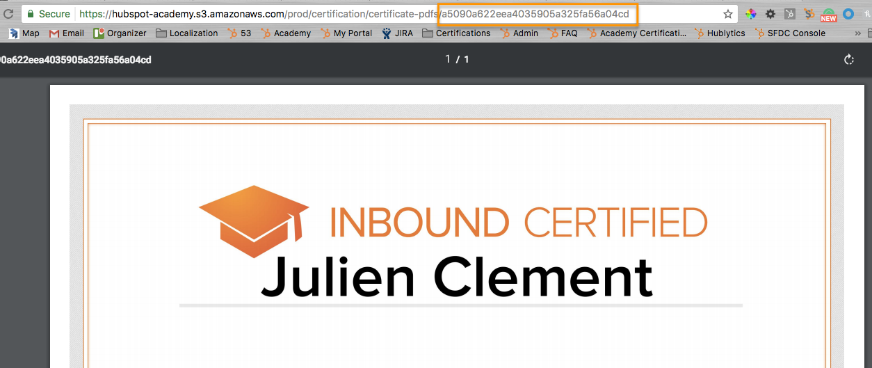 Solved Hubspot Community Adding Certification To Linkedin Profile