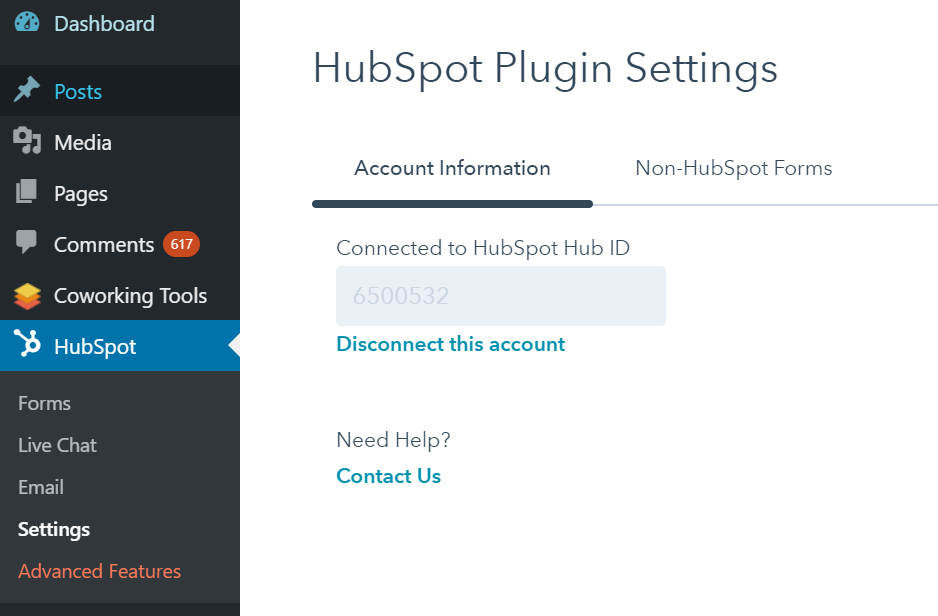 Hubspot account.PNG