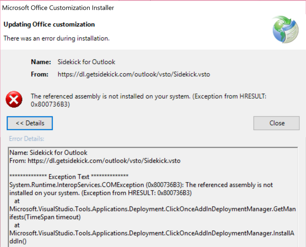 Solved: HubSpot Community - Outlook Email Integration stopped