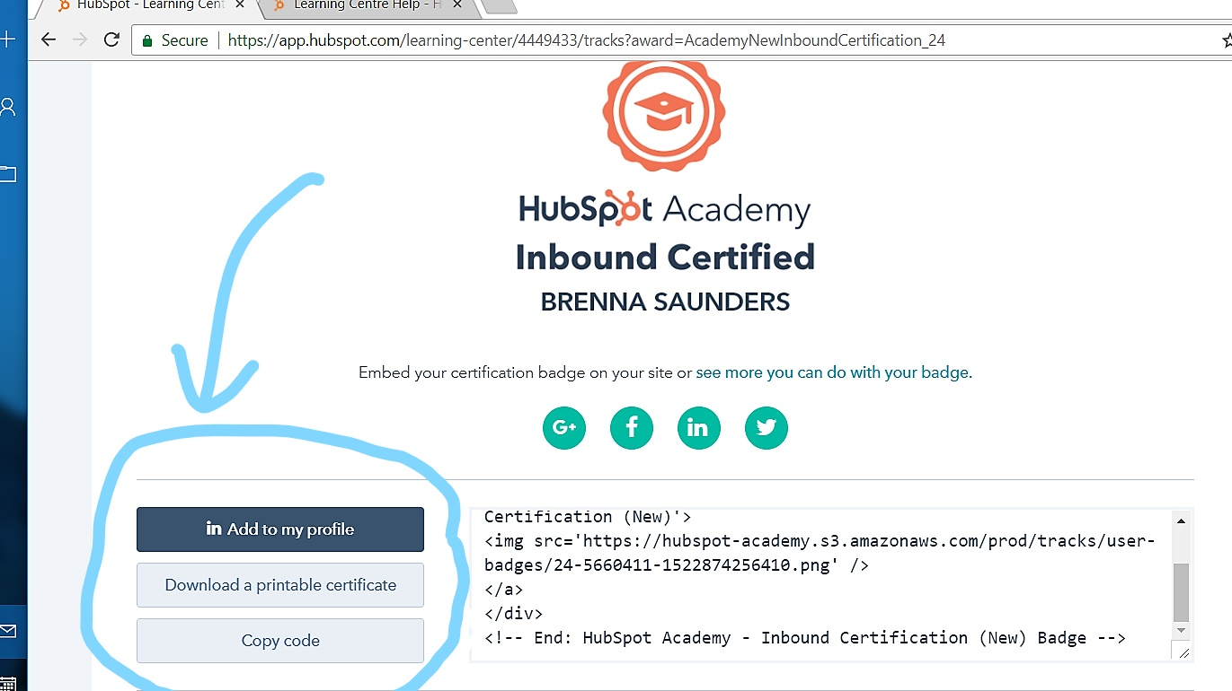 Solved Hubspot Community Not Seeing An Option To Add