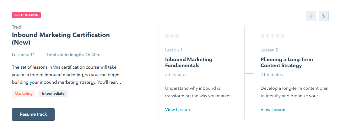 Solved: HubSpot Community - Can\'t find my Inbound Certification ...