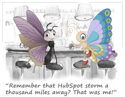 The HubSpot Workflow Butterfly Effect